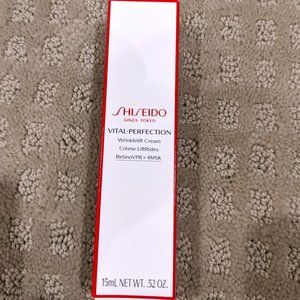 Shiseido Vital-Perfection Wrinklelift Cream